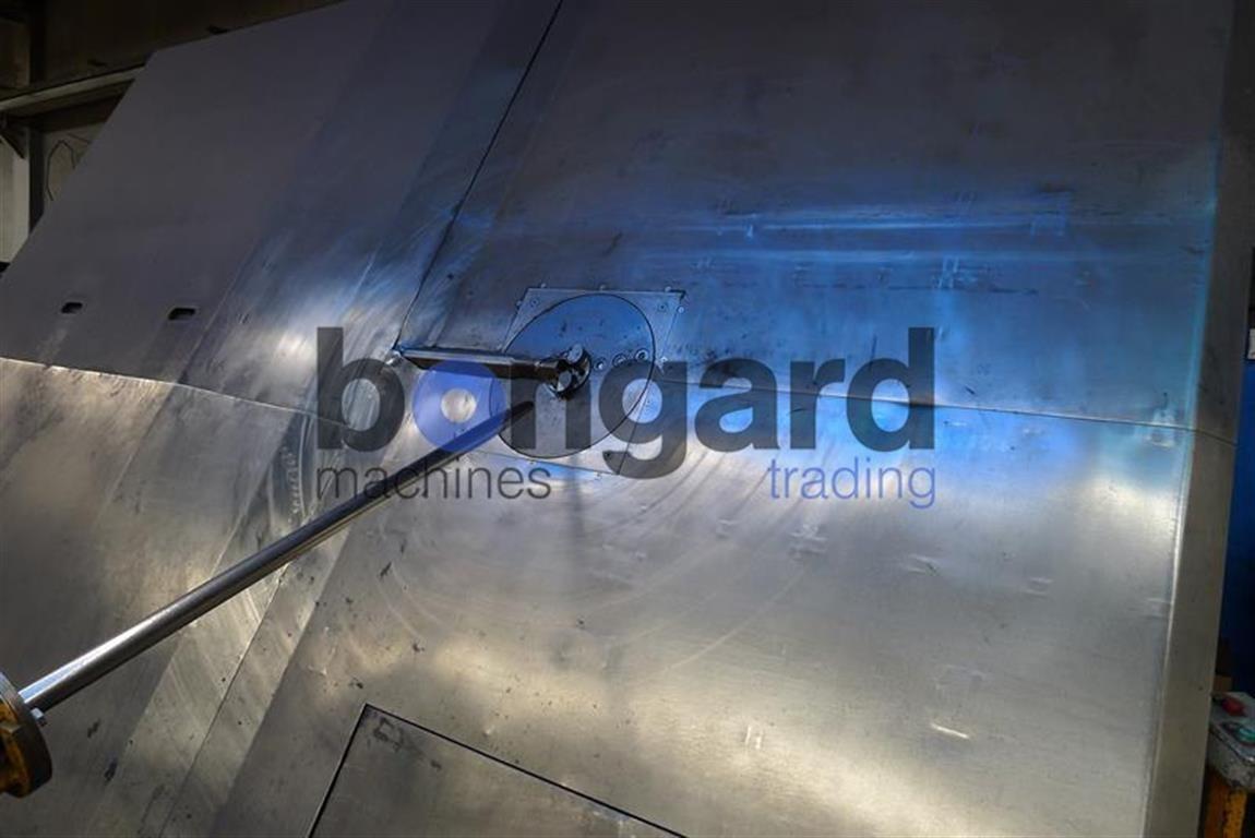 PROGRESS BA 16/6 Bügelbiegemaschine — BONGARD